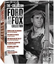 The Essential John Ford: Ford At Fox Collection: (Frontier Marshal / My Darling Clementine / Drums Along the Mohawk / How Green Was My Valley / The Grapes of Wrath / Becoming John Ford)