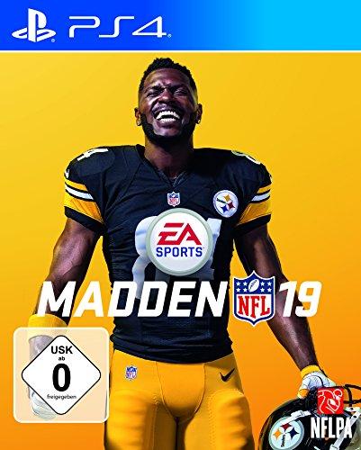 Madden NFL 19 - Standard Edition - PlayStation 4 [Importación alemana]