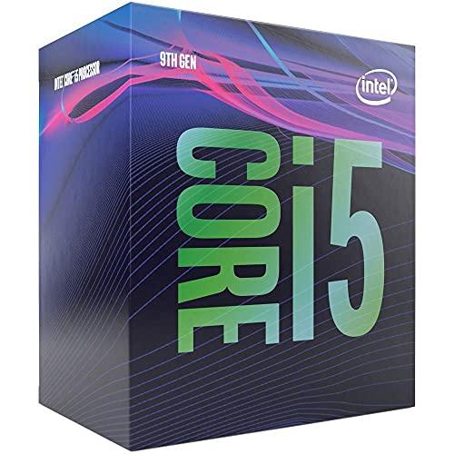 Intel Core i5 9600, 3,1 GHz, 6 pin, 6 pin, 9 MB cache LGA1151 Socket
