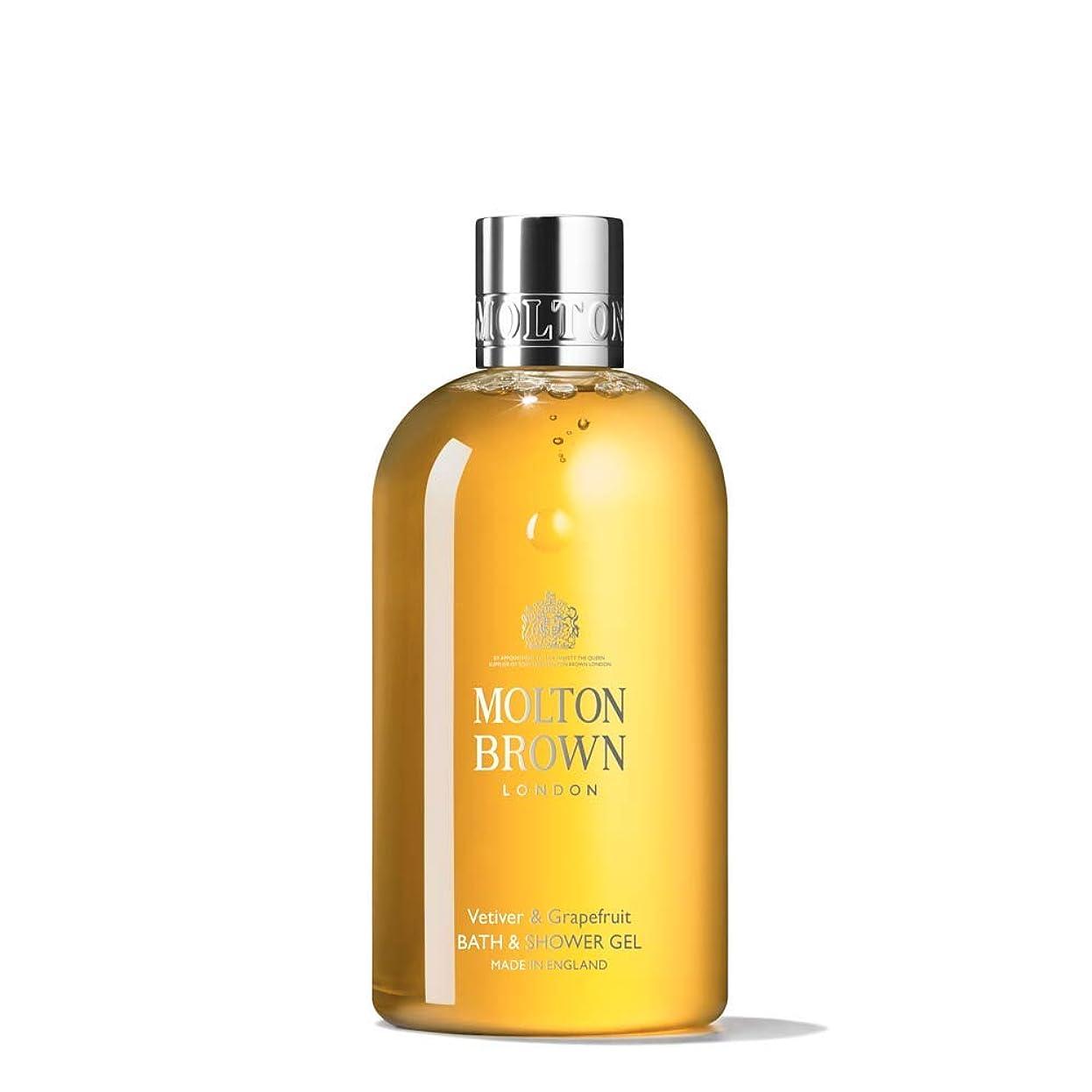 桁独特の人気のMOLTON BROWN(モルトンブラウン) ベチバー&グレープフルーツ コレクション V&G バス&シャワージェル