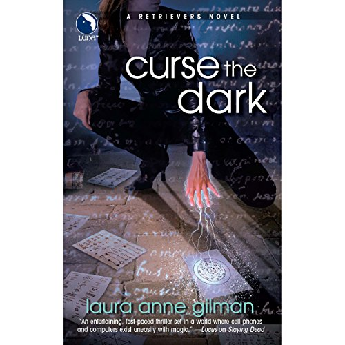 Curse the Dark audiobook cover art