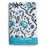 Vera Bradley Beach Towel, Mint Sea Life
