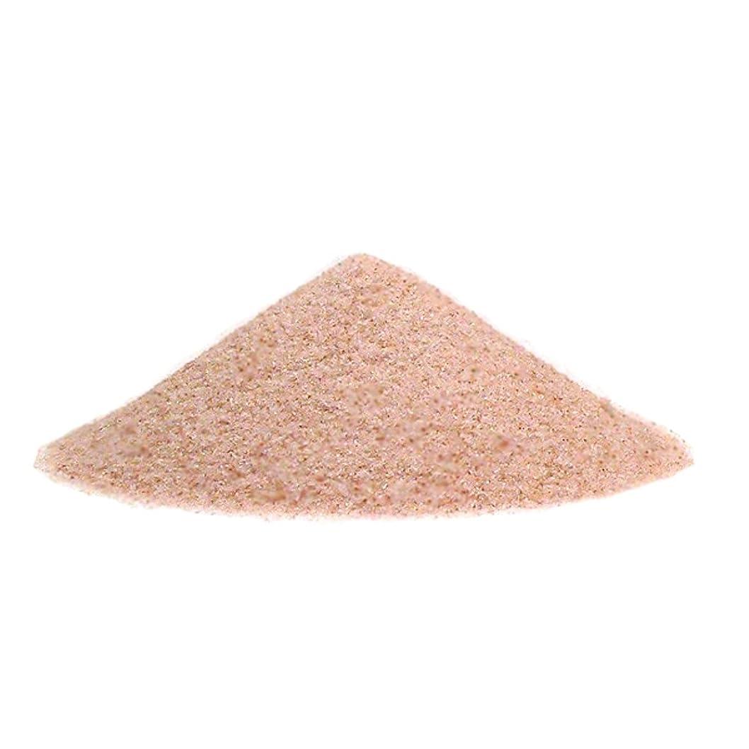 珍しい無し重要ヒマラヤ岩塩 ピンクソルト 入浴用 バスソルト(微粒パウダー)2kg ピンク岩塩