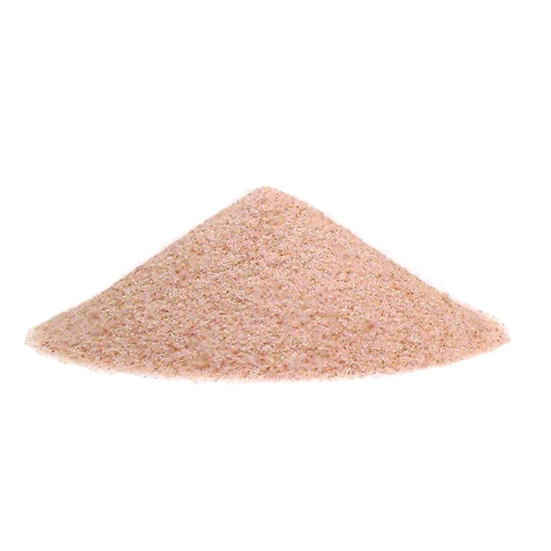 窒素アイザックぬれたヒマラヤ岩塩 ピンクソルト 入浴用 バスソルト(微粒パウダー)2kg ピンク岩塩