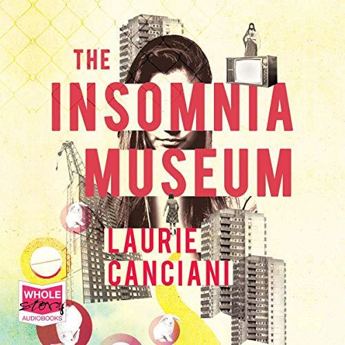 The Insomnia Museum audiobook cover art