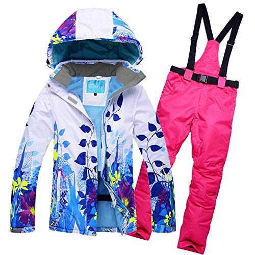 Ski pak 10K Leader Sales Winter Jassen Vrouwen Ski Suit Set Jassen En Broeken Outdoor Single Ski Set Winddichte Therma Ski Snowboardl