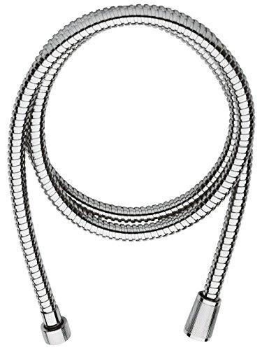 Grohe Relexaflex Metal  - Flexo Metalico, color cromo, 1,75