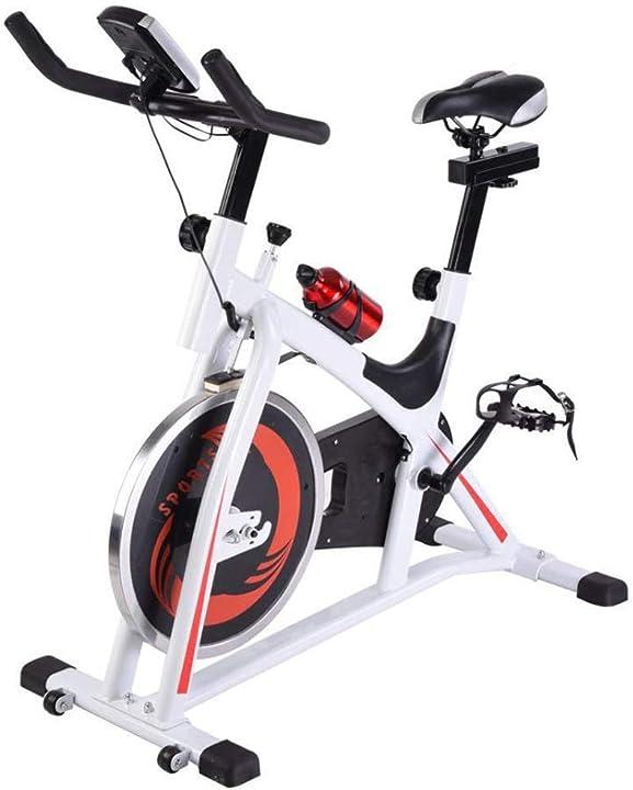spinbike - cyclette bici da spinning spinning bike ultra-quiet - zosip b08pqctnqx