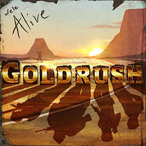 We're Alive: Goldrush cover art