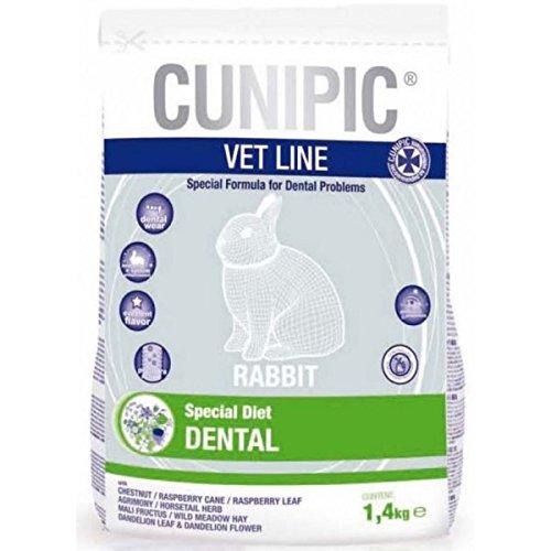 Comida para conejos Cunipic Vet Line - dietéticos especiales.