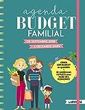 Agenda Budget Familial - De septembre 2019 à décembre 2020 (2019)