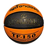 Balón Liga Endesa Spalding, Naranja, 5