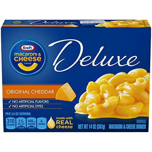 Macaroni and Cheese - Deluxe 397g