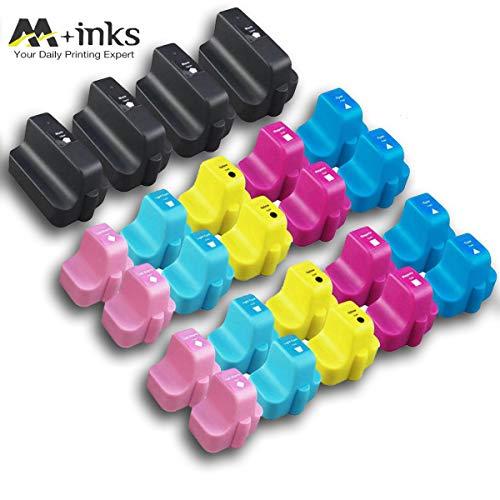 AA+inks 24 confezione da Sostituzione per cartuccia d'inchiostro HP 363 compatibile per HP Photosmart 3110 3210 3210v 3210xi 3213 3310 3310xi 3313 8230 8238 8250 C5180 C6180 C6270 Stampante