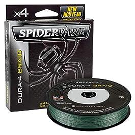 Spiderwire 1 Dura Tresse 300M Vert Mousse