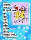 aprenda estilos de arte libro de colorear inspirado por Hilma af Klint fácil para adultos niños creativo divertido Artístico Relajante Agradable ... Psíquica surrealista del artista Grace Divine