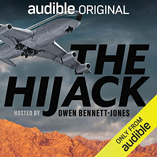 The Hijack Podcast with Owen Bennett-Jones cover art