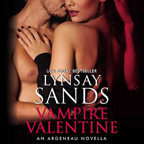 Vampire Valentine audiobook cover art