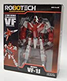 Robotech 30th Anniversary Miriyas VF-1J Transformable Veritech Fighter Figura De Acción