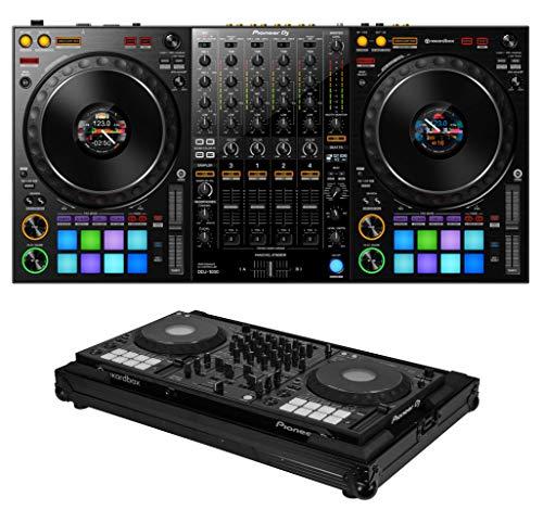 Read About Pioneer DJ DDJ-1000 + Odyssey FZDDJ1000BL Case Bundle Deal
