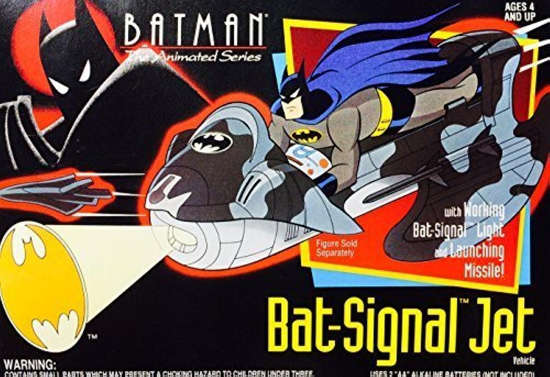 precio mas barato Batman the Animated Series Bat Signal Jet Jet Jet Vehicle by Kenner  increíbles descuentos
