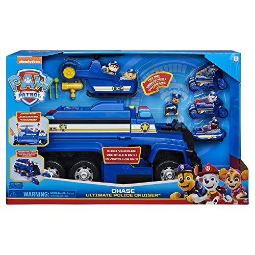 Mega Camión Chase