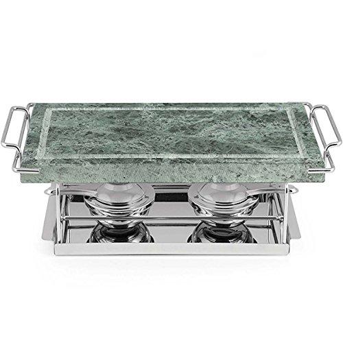 HOME Pietra Ollare As Rett37X19 Pentole E Preparazione Cucina