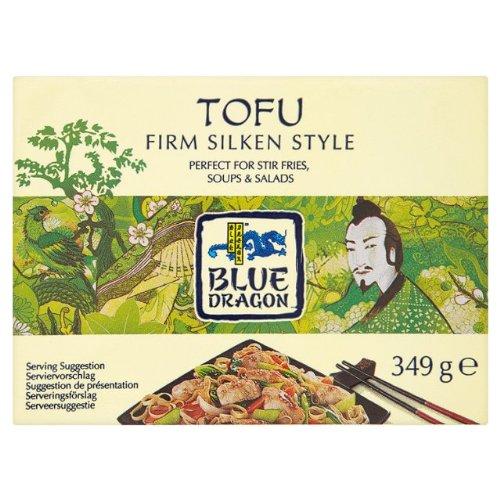 Blue Dragon Tofu Firm Silken Style 4x349g