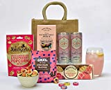 Gin and Treats Gift - Birthday for Her, Gin Gift Set for Woman, Gin Gift Hamper for Any Occasion!