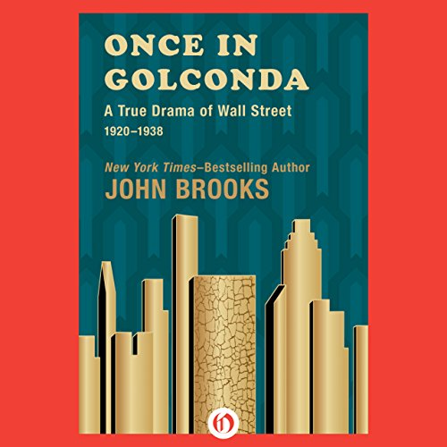 Once in Golconda audiobook cover art