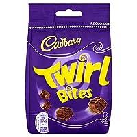 キャドバリートワール刺さの109グラム (x 6) - Cadbury Twirl Bites 109g (Pack of 6) [並行輸入品]