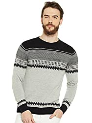 LE BOURGEOIS Mens Cardigan Sweater