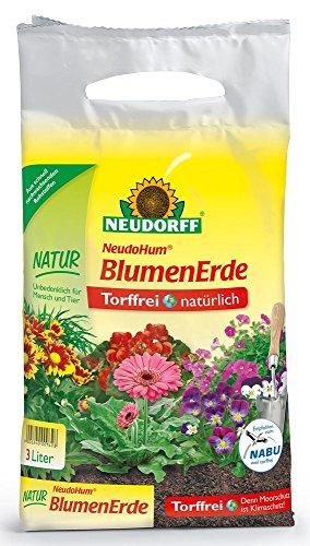 Neudorff NeudoHum BlumenErde 3 Liter