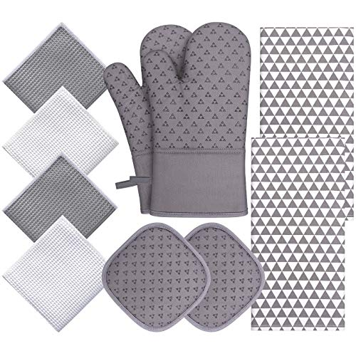 Top 10 Best Selling List for placemats kitchen towels