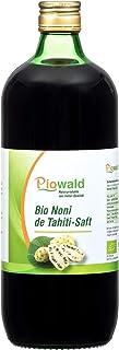 BIO Noni de Tahiti Saft - 1 Liter   100% Direktsaft ohne Zusätze   Vegan und Laktosefrei