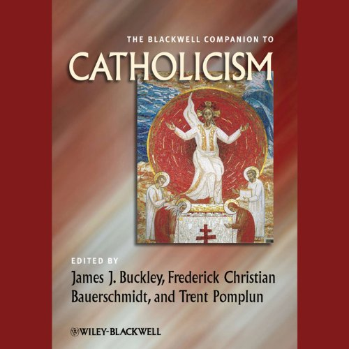 The Blackwell Companion to Catholicism cover art