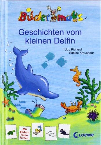 Bildermaus-Geschichten vom kleinen Delfin / Bilderdrache - Spiel mit mir, kleiner Delfin (Wendebuch)
