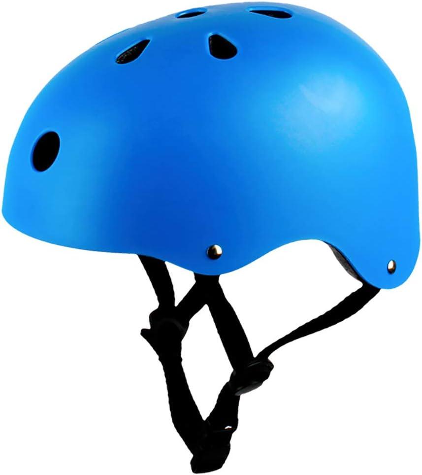 Ximai S/écurit/é Casque Skate Casque V/élo Enfant Casque pour Draisienne Unisexe Protection