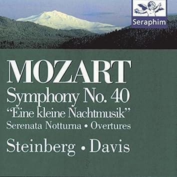 Mozart: Symphony No. 40/ Eine Kleine Etc.