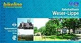 Bikeline Radtourenbuch: BahnRadRoute Weser-Lippe. Von Bremen über Bielefeld nach Paderborn. 1 : 50.000, 330 km, wetterfest/reißfest, GPS-Tracks Download