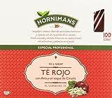 Hornimans - Té rojo - con anís y un toque de ciruela - 100 bolsitas
