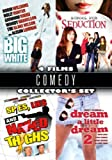 The Big White / School For Seduction / Spies, Lies & Naked Thighs / Dream A Little Dream 2