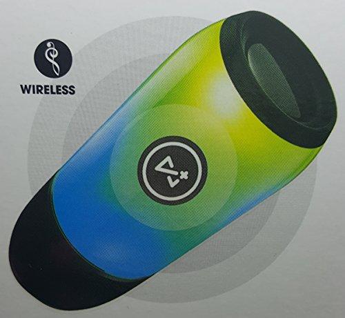 Find Discount Moon Beam Pulse 3 Bluetooth Wireless Speaker
