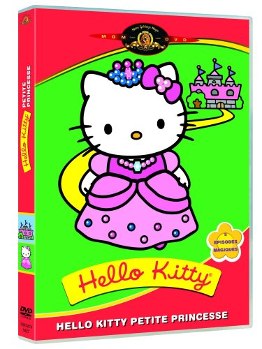 Hello Kitty - Petite Princesse [Alemania] [DVD]