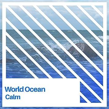 Isolated World Ocean Calm