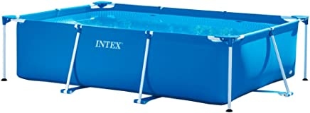 Intex 28272NP  Small Frame - Piscina desmontable, 300 x 200 x 75 cm, 3.834 litros