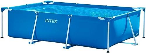 Precio por piso Intex 28272NP  Small Small Small Frame - Piscina desmontable, 300 x 200 x 75 cm, 3.834 litros  El nuevo outlet de marcas online.