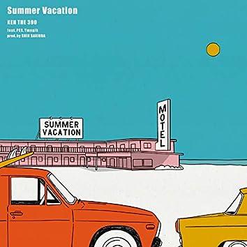 Summer Vacation (feat. PES & Ymagik)