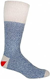Fox River Original Rockford Red Heel Cotton Monkey Sock Blue Medium