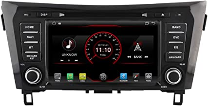 Autosion Android 9.1 Car DVD Player GPS Stereo Head Unit Navi Radio Multimedia WiFi for Nissan X-Trail Rogue Qashqai 2014 2015 2016 2017 2018 Support Steering Wheel Control